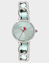 DAINTY DOES IT WATCH SILVER - JEWELRY - Betsey Johnson