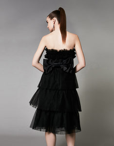 DANCING DREAM DRESS BLACK