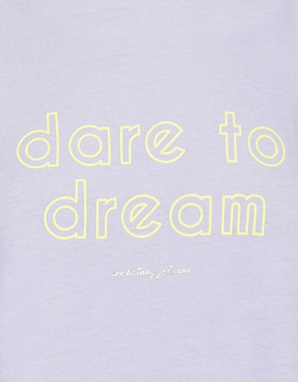 DARE TO DREAM SWING TANK VIOLET - APPAREL - Betsey Johnson
