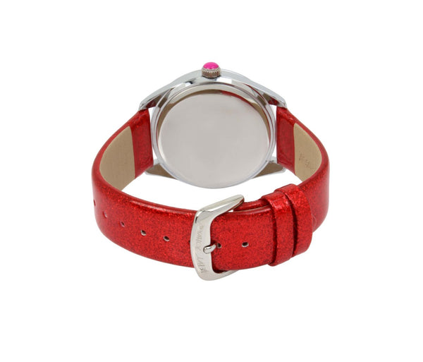 DINER TIME FRIES ON THE SIDE WATCH RED - JEWELRY - Betsey Johnson