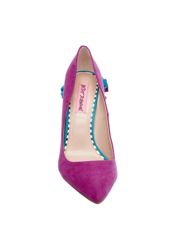 DORTHI MAGENTA - SHOES - Betsey Johnson