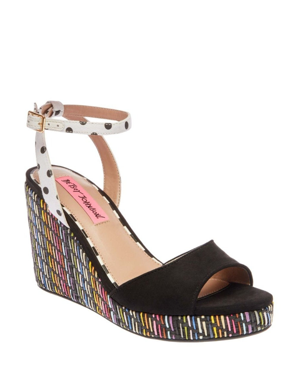 DOTIE BLACK - SHOES - Betsey Johnson