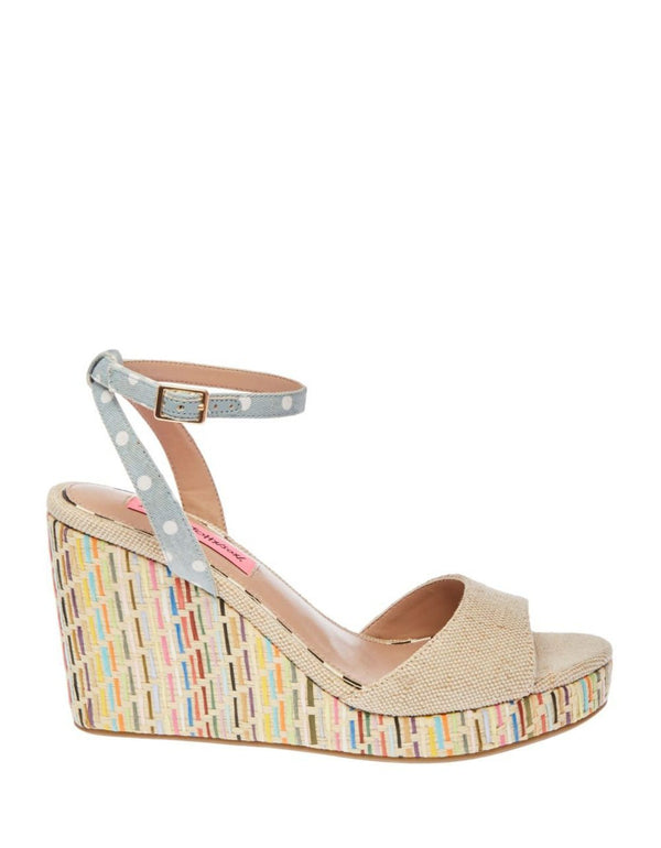 DOTIE NATURAL - SHOES - Betsey Johnson