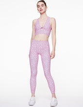 POLKA DOT TWIST BRA PINK - APPAREL - Betsey Johnson