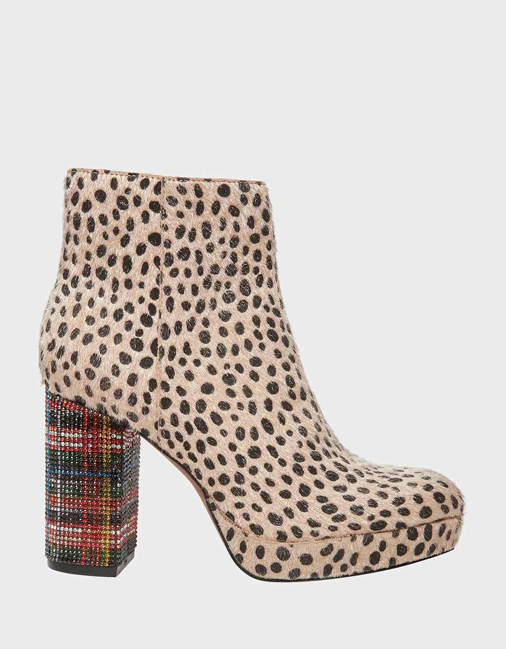 DOWNIE LEOPARD MULTI - SHOES - Betsey Johnson
