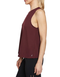 DROP BACK TWIST SWING TANK WINE
