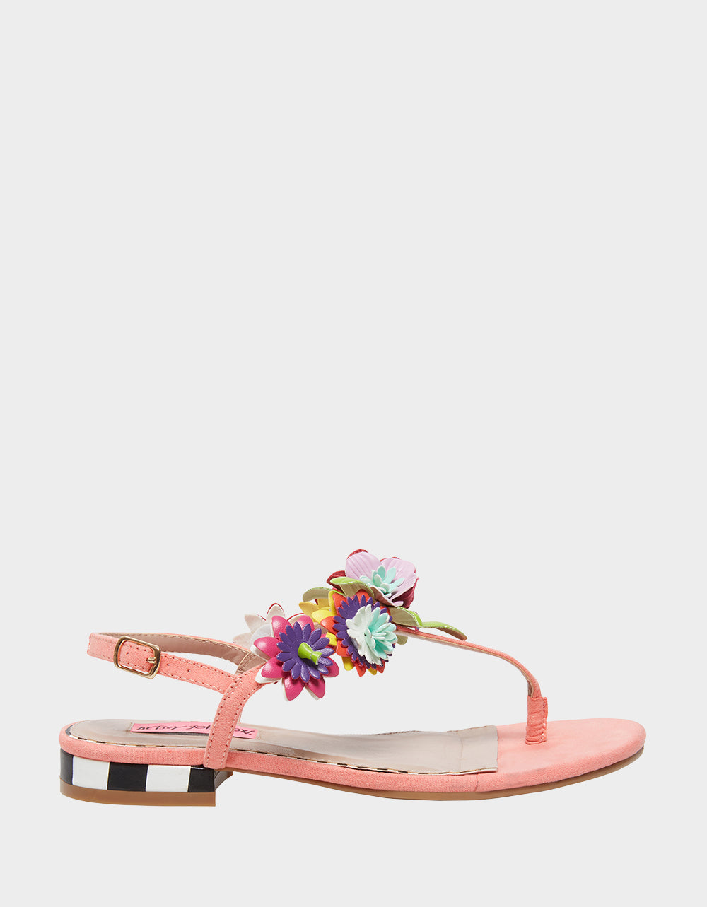 ESMEE CORAL - SHOES - Betsey Johnson