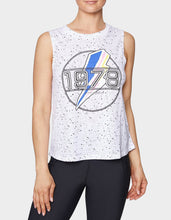 FLASHBACK FAVORITE SWING TANK WHITE - APPAREL - Betsey Johnson
