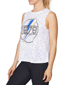 FLASHBACK FAVORITE SWING TANK WHITE
