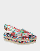 FULLER RED MULTI - SHOES - Betsey Johnson
