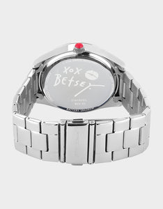 GARDEN VIBES WATCH SILVER
