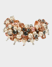 GET YOUR WINGS PEARL CUFF BLUSH - JEWELRY - Betsey Johnson