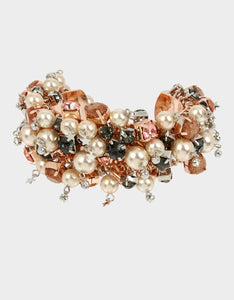 GET YOUR WINGS PEARL CUFF BLUSH