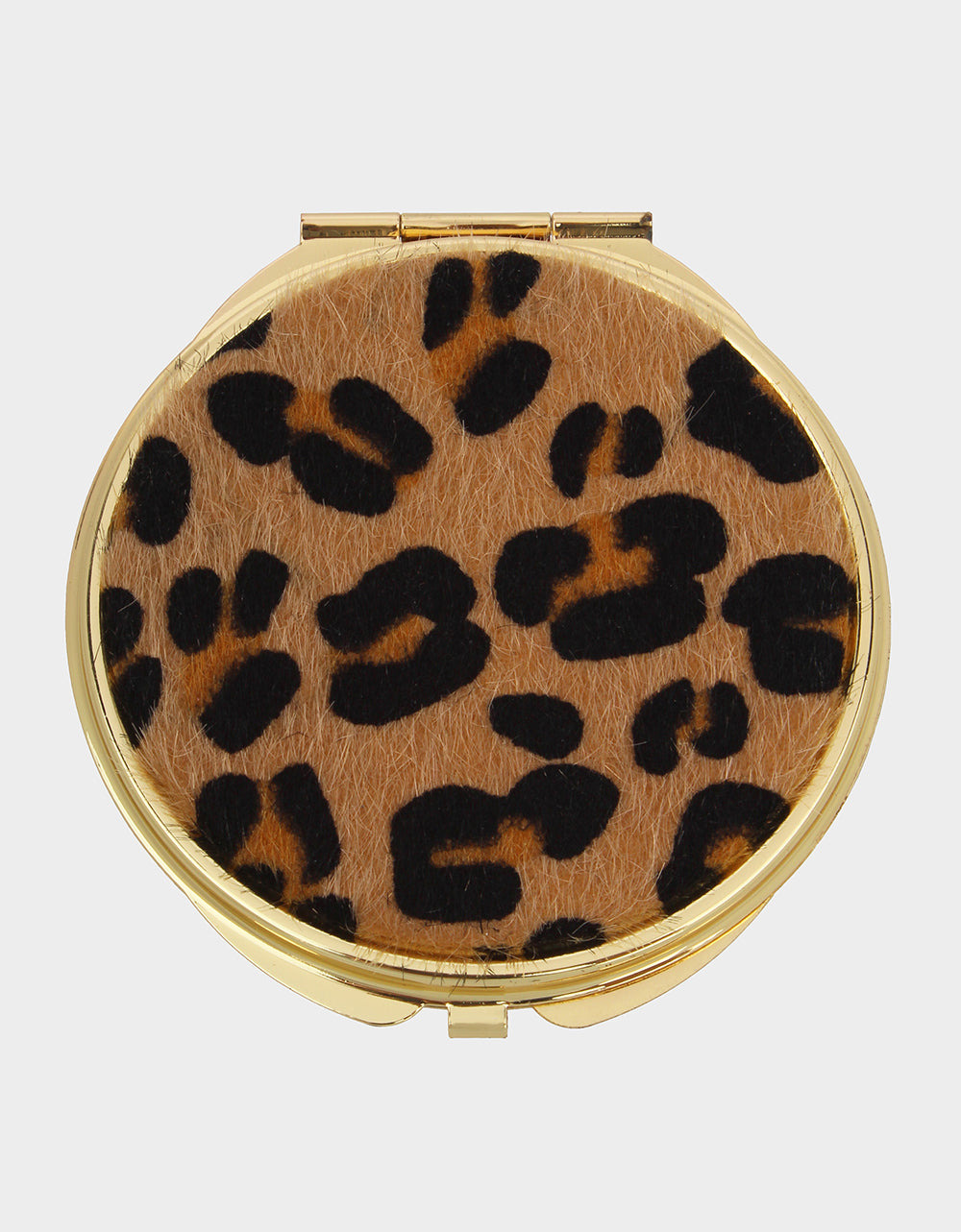 GIFTY BETSEY LEOPARD COMPACT MULTI - ACCESSORIES - Betsey Johnson