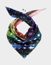 GIFTY BETSEY STARS SCARF SET MULTI - ACCESSORIES - Betsey Johnson