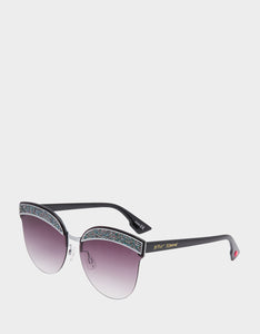GLAMMED UP SUNGLASSES BLACK