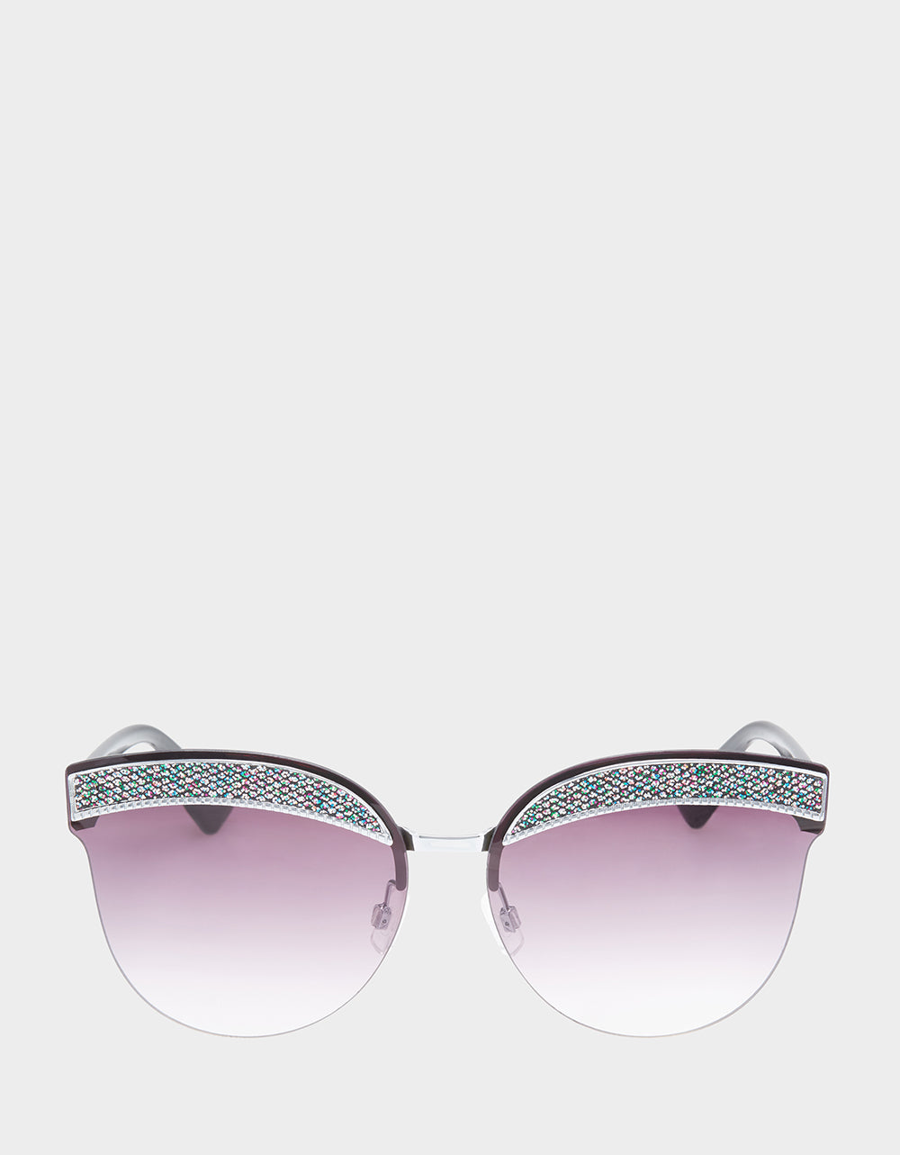 GLAMMED UP SUNGLASSES BLACK - ACCESSORIES - Betsey Johnson