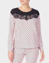GLAMOROUS LIFE MARSHMALLOW TOP PINK - APPAREL - Betsey Johnson