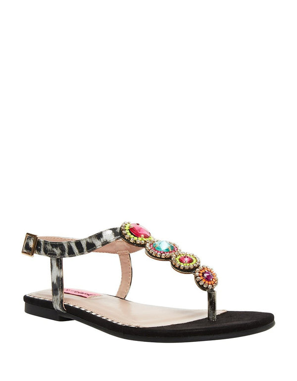 GLOWW BLACK - SHOES - Betsey Johnson