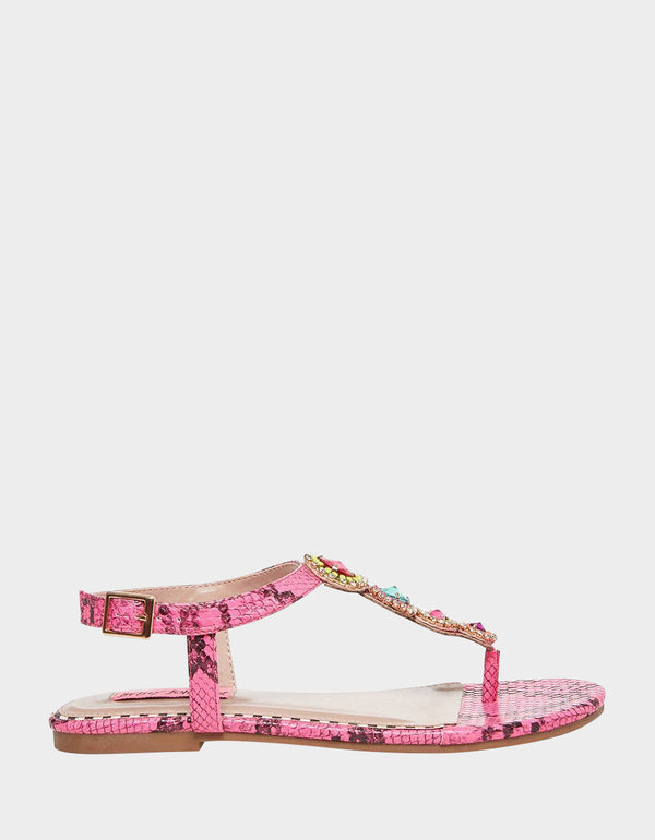 GLOWW PINK - SHOES - Betsey Johnson