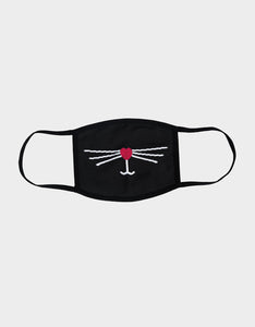 GOOD KITTY MASK BLACK