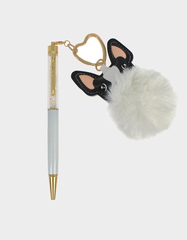 HOLIDAY 2019 DOG PEN WHITE - ACCESSORIES - Betsey Johnson