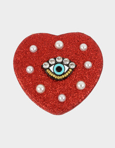 HOLIDAY 2019 HEART EYE COMPACT RED