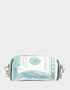 HOLLA FOR A DOLLA CROSSBODY GREEN MULTI