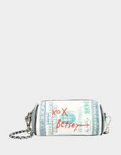 HOLLA FOR A DOLLA CROSSBODY GREEN MULTI - HANDBAGS - Betsey Johnson