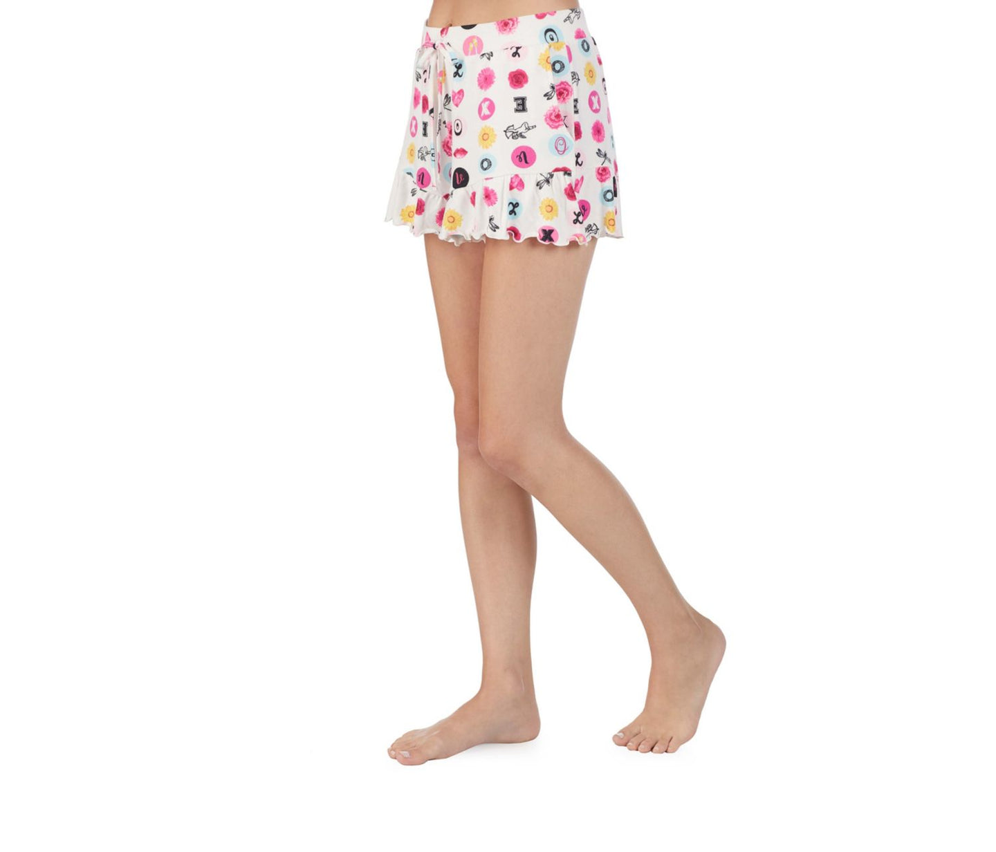 ICONS AND LOVE SHORT MULTI - APPAREL - Betsey Johnson