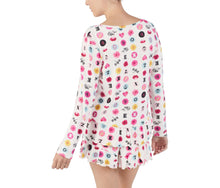 ICONS AND LOVE TOP MULTI - APPAREL - Betsey Johnson