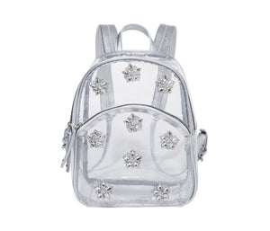 IF THE BAG FITS MINI BACKPACK CLEAR
