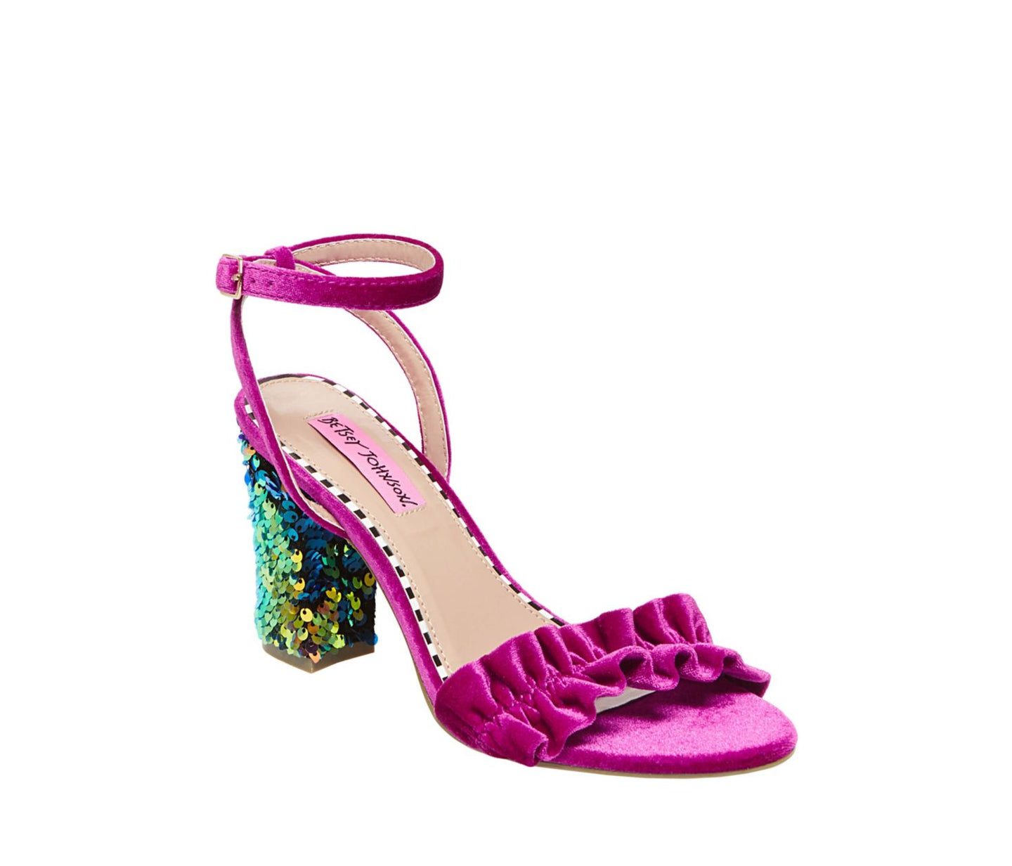 ILIANA MAGENTA - SHOES - Betsey Johnson