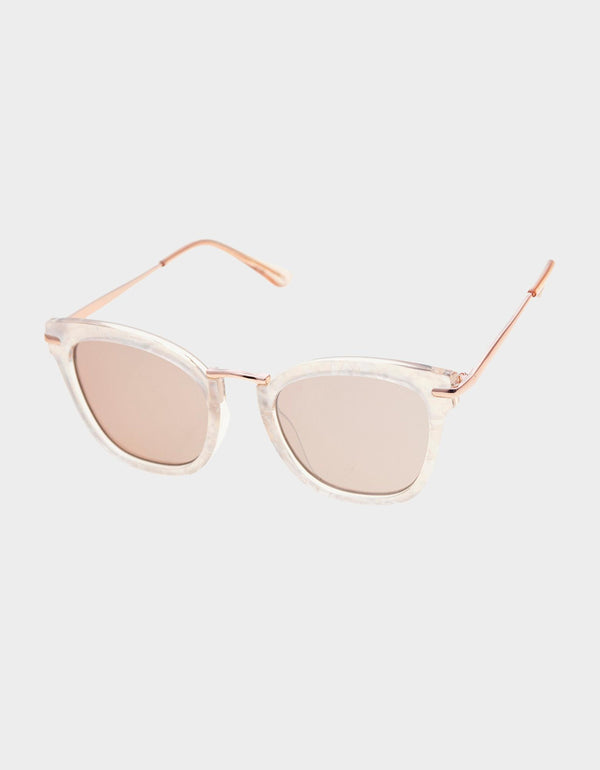 IN THE DETAILS SUNGLASSES PINK - ACCESSORIES - Betsey Johnson