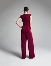 IN THE DETAILS JUMPSUIT FUCHSIA - APPAREL - Betsey Johnson