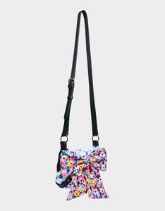 ITS ABOWT TIME POCHETTE FLORAL