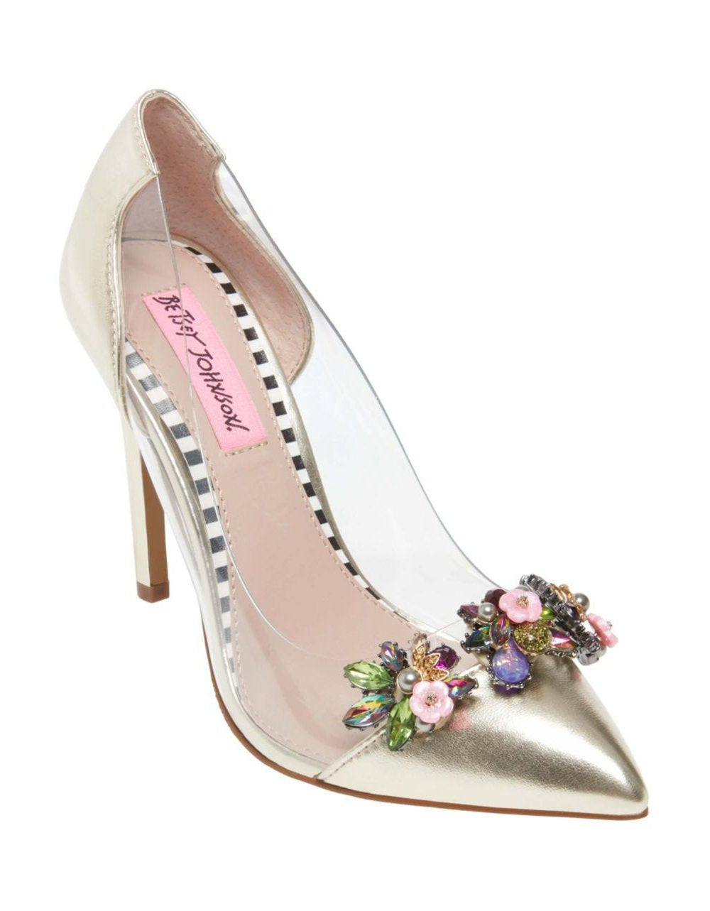 bf78f69c7c9 JANE GOLD MULTI - SHOES - Betsey Johnson ...