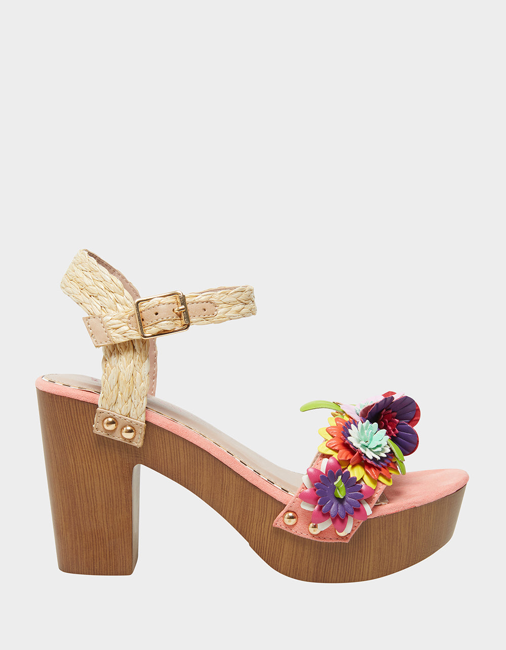 JILLIE CORAL - SHOES - Betsey Johnson