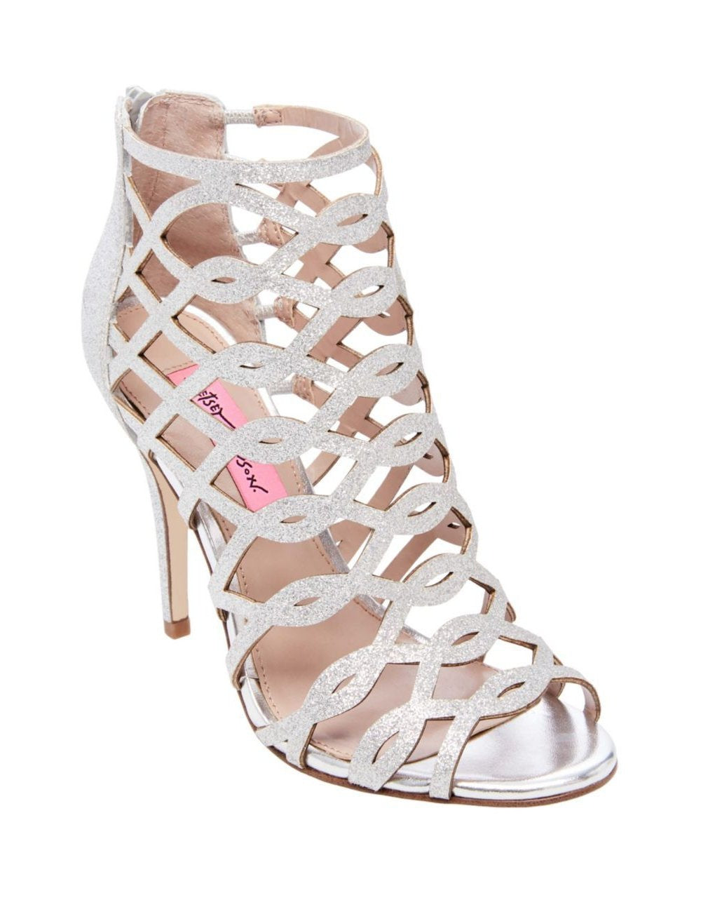 JUDETH SILVER - SHOES - Betsey Johnson