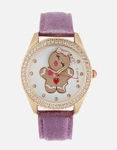 KEEP IT SWEET GINGERGAL WATCH BLUSH
