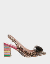 KINNY LEOPARD MULTI - SHOES - Betsey Johnson