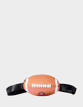 KITSCH FOOTBALL FANNY PACK BROWN - HANDBAGS - Betsey Johnson