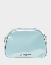 KITSCH RADIO WAVES CROSSBODY BLUE - HANDBAGS - Betsey Johnson