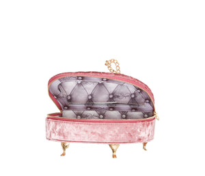 KITSCH SOFA SO GOOD CROSSBODY PINK