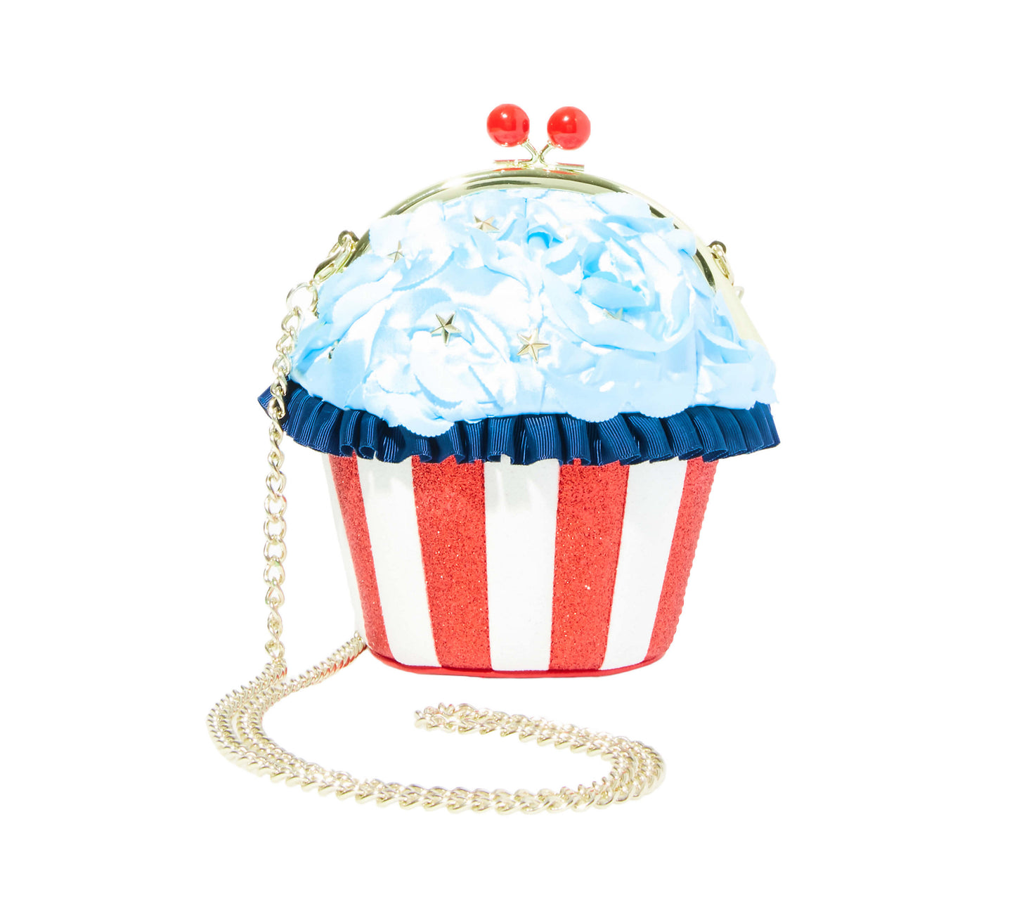 KITSCH SUMMER TREATS SNOWCONE CROSSBODY MULTI - HANDBAGS - Betsey Johnson