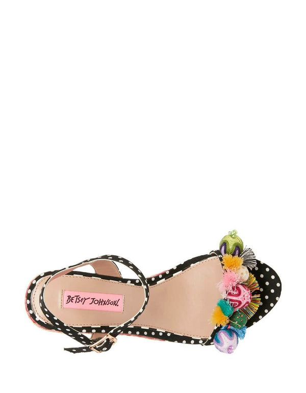 KOKO BLACK MULTI - SHOES - Betsey Johnson