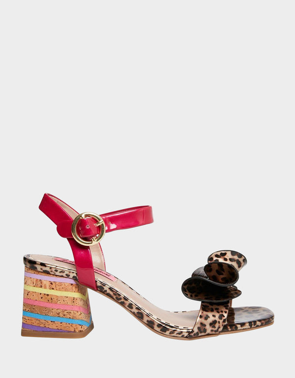 LANORE LEOPARD MULTI - SHOES - Betsey Johnson