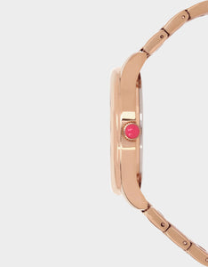 LEAPING INTO THE MIDDLE WATCH ROSE GOLD