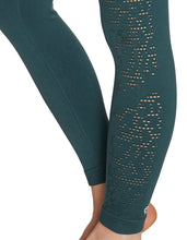 LEOPARD MESH SEAMLESS LEGGINGS MILITARY - APPAREL - Betsey Johnson
