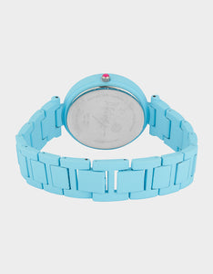 LINKED LOVE WATCH BLUE